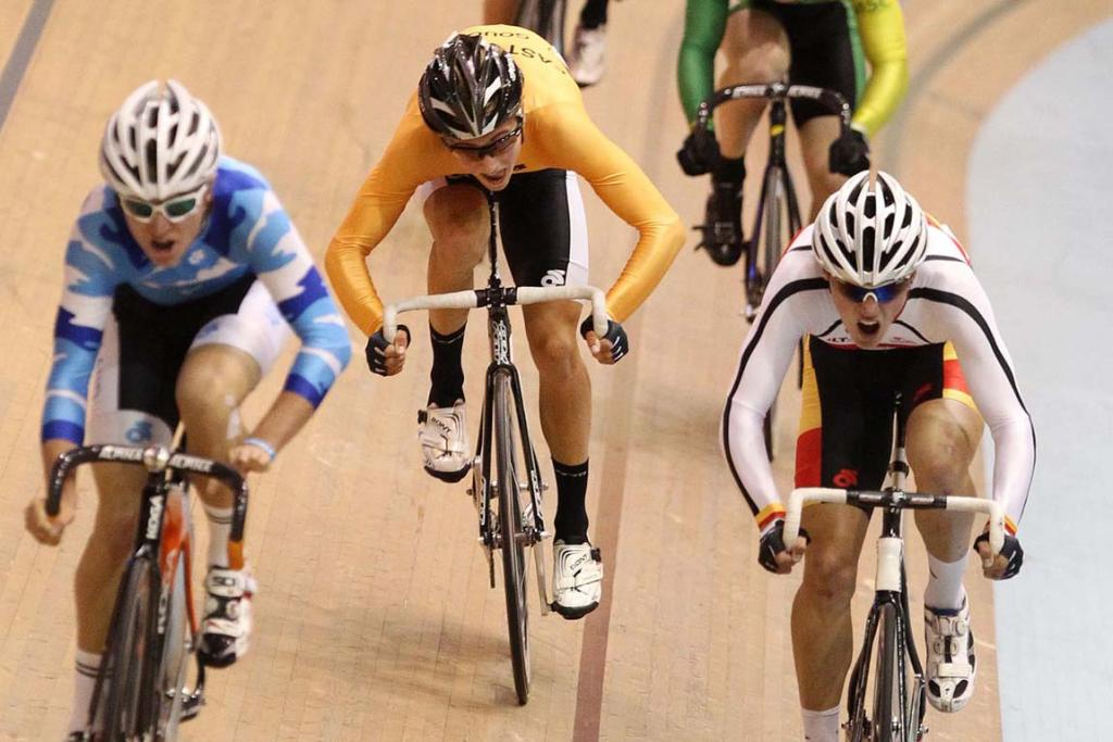 National Track Cycling championships 2013 Elite & Under 19 Champs held at Stadium Southland Velodrome in Invercargill