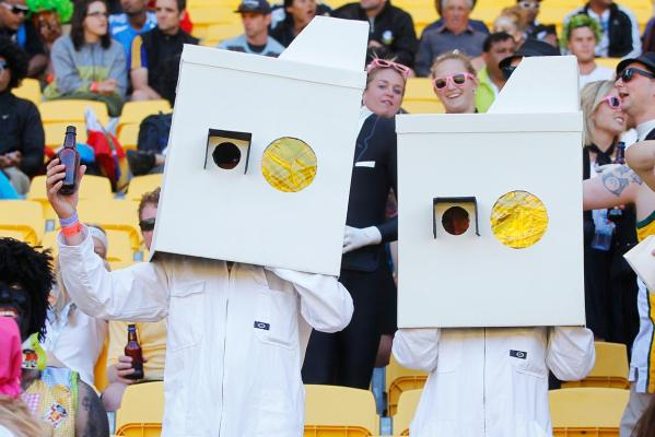 Wellington Sevens 2013: Day two