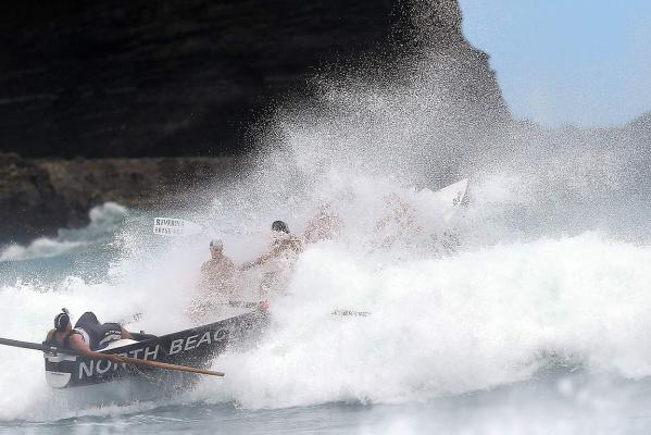 Day of Giants Surf Boat Competition