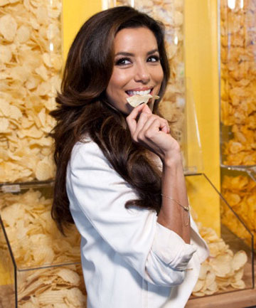 YOU ARE WHAT YOU EAT: Eva Longoria must have a good diet then!