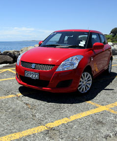 The new Suzuki Swift DDIS