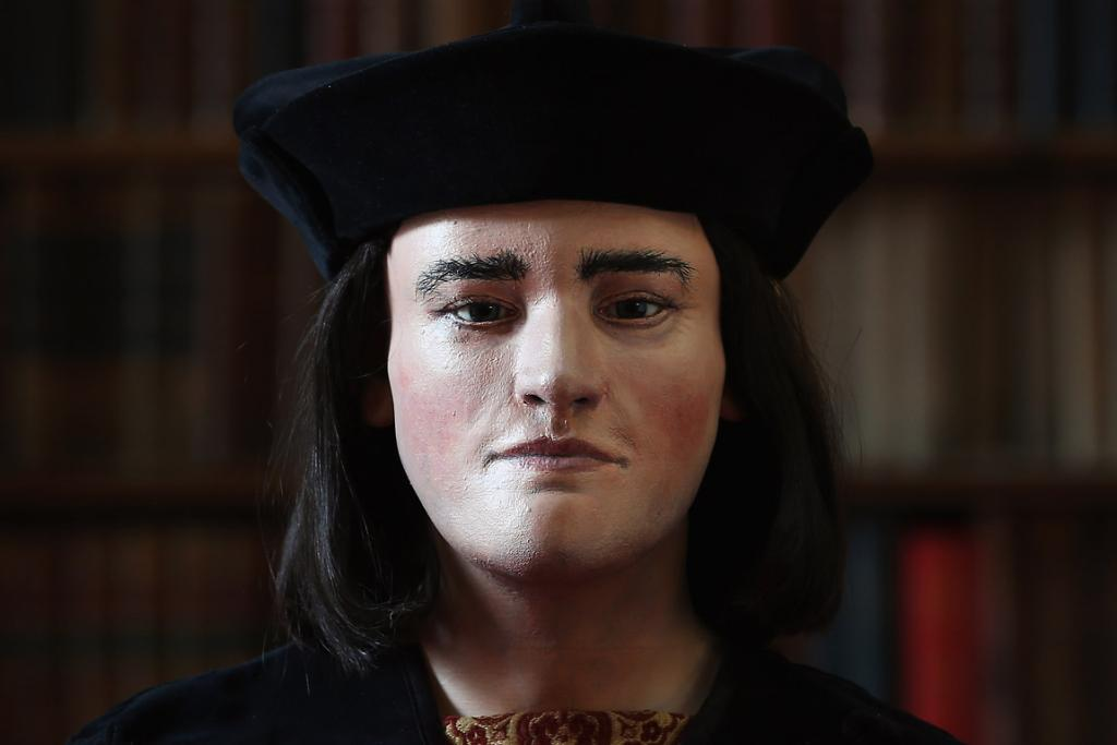The reconstruction of King Richard III's face  is faithful to an anatomical assessment of the skull. About 70 per cent of the face's surface should have less than 2mm of error.
