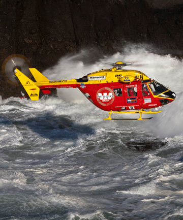 VITAL: The Auckland Rescue Helicopter Trust provides 24/7, 365-day emergency air ambulance and search and rescue helicopter services.
