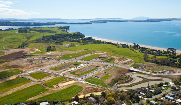 POPULATION BOOM: Long Bay is set to grow by 2500 families when the new development is completed.
