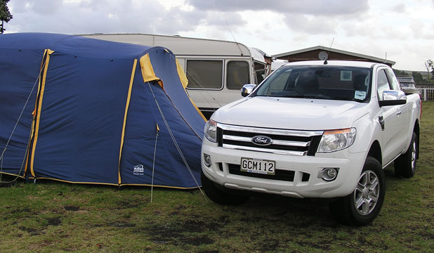Facets of a Ford Ranger ute: Capacious, comfortable, capable and convenient.