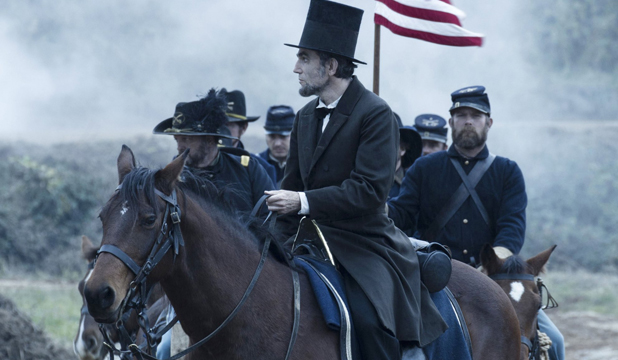 CENTRE STAGE: Daniel Day-Lewis shines in a powerful portrayal of Abraham Lincoln.