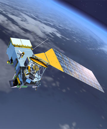 NOAA polar orbiting satellites like this one will help Metservice to forecast weather more accurately.