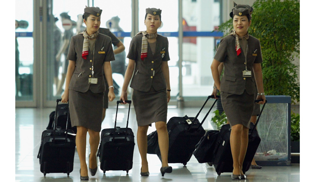 Flight attendants in fashion battle for Korean air cabin crew requirements