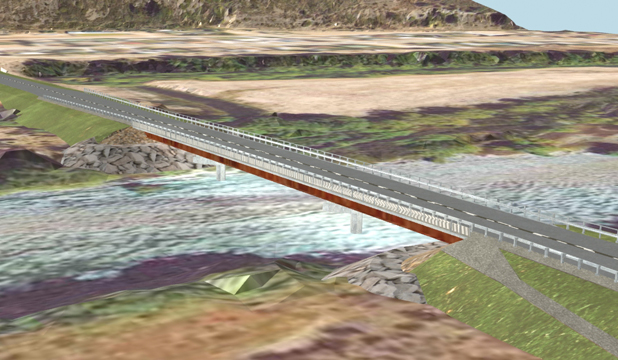 kurow bridge plan