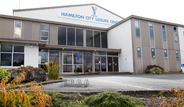 SOLD: The YMCA site on Pembroke St, Hamilton, will be sold for almost $2 million.
