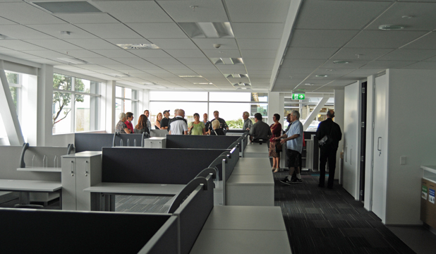 KCDC offices 7