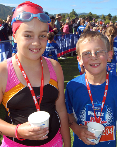 Kids triathlon 5