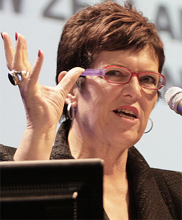 MAINZEAL COLLAPSE: Former director Dame Jenny Shipley.