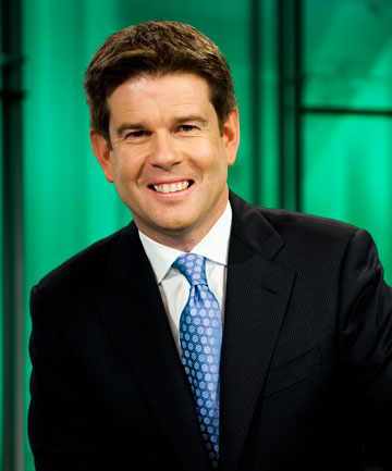 ON TOP: John Campbell's show Campbell Live rated higher than Seven Sharp last night.