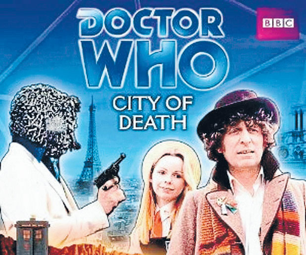 Doctor Who, City of Death.