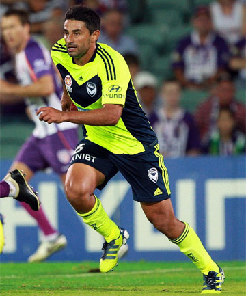 NEW APPOINTMENT: Former Melbourne Victory star Carlos Hernandez has been signed to the Wellington Phoenix.
