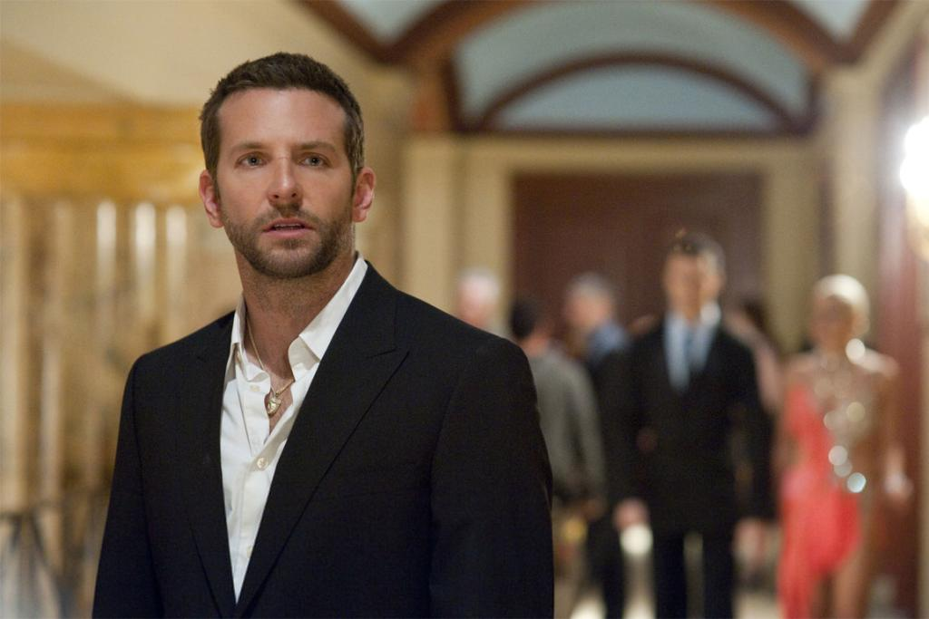 Bradley Cooper for Silver Linings Playbook.