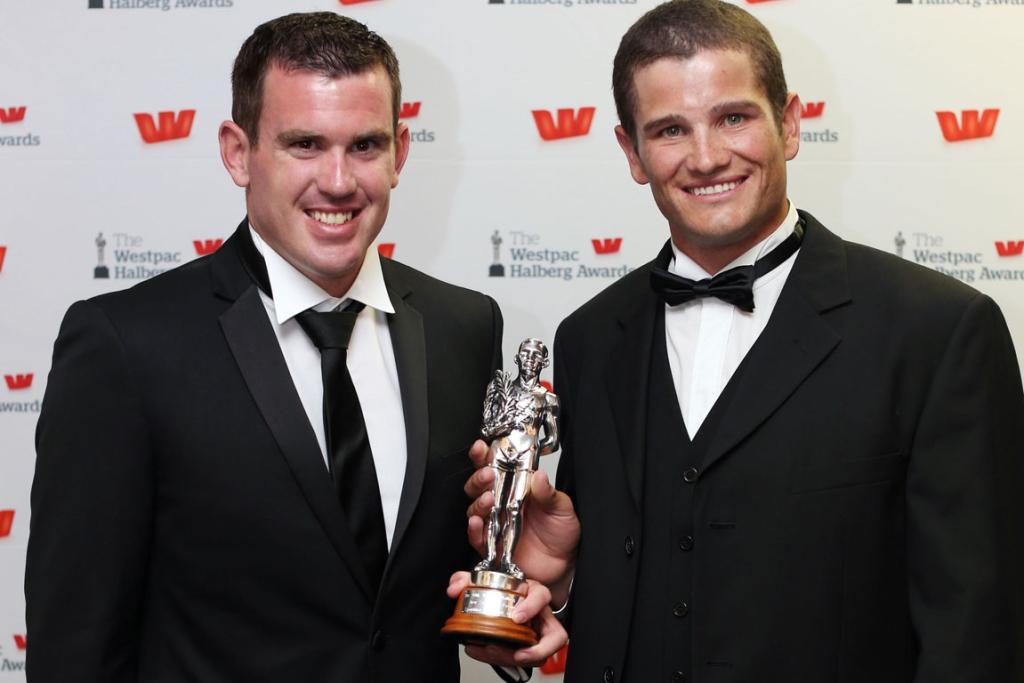 Joseph Sullivan and Nathan Cohen wins NZ favourite Sporting Moment.