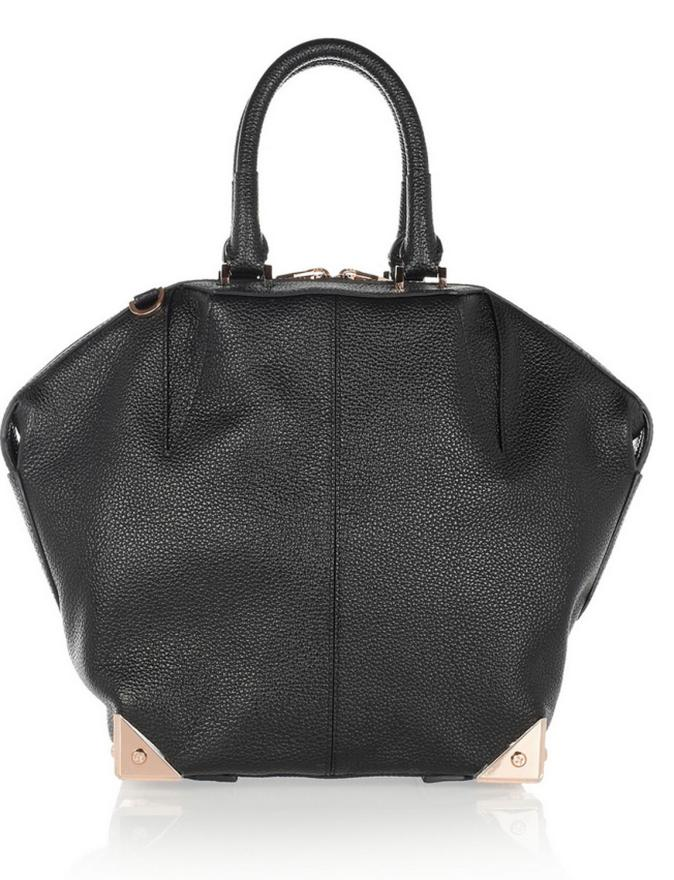 """Alexander Wang bag. """"A dreamy classic to soothe your soul, and if you're lucky this may be available at Workshop in New Zealand."""""""
