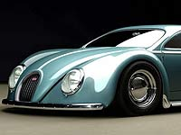 vw beetle mated with a bugatti veyron. Black Bedroom Furniture Sets. Home Design Ideas