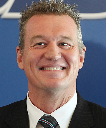 """SIR JOHN KIRWAN: """"It's about creating an environment that I think is really important - the success of the past."""""""
