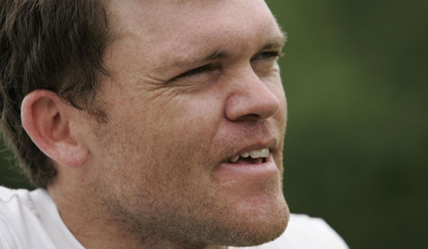 CALLING IT A DAY: Lou Vincent has retired from all forms of cricket.