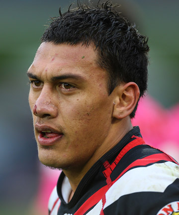 UNFAMILIAR ROLE: Elijah Taylor is set to fill in for the injured Nathan Friend at hooker for the Warriors.