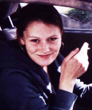 DEBBIE ASHTON: Died in a 2006 head-on crash. Jonathan Barclay was convicted of her manslaughter.
