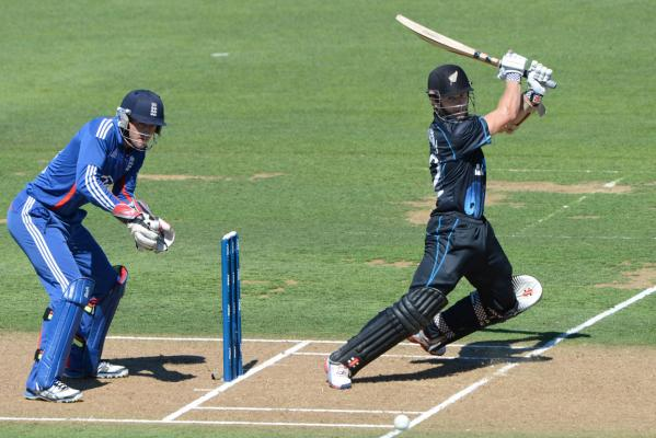 Black Caps v England, 2nd ODI