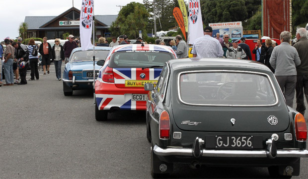 British Car Rally