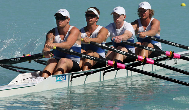 Rowing champs