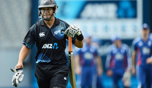 Ross Taylor, Black Caps