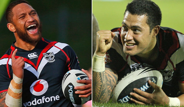 Manu Vatuvei and Feleti Mateo
