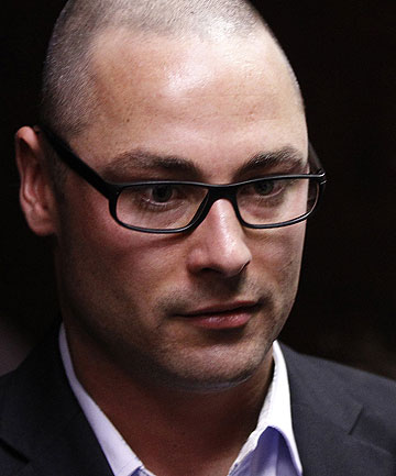 "BROTHER IN TROUBLE: Carl Pistorius, brother of ""Blade Runner"" Oscar Pistorius, is facing culpable homicide charge."