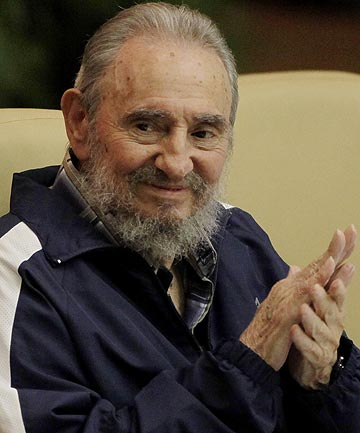 RETIRED: Fidel Castro.