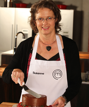 SEE YOU SUSANNE: The Viennese foodie says NZ didn't get to see what she's capable of.
