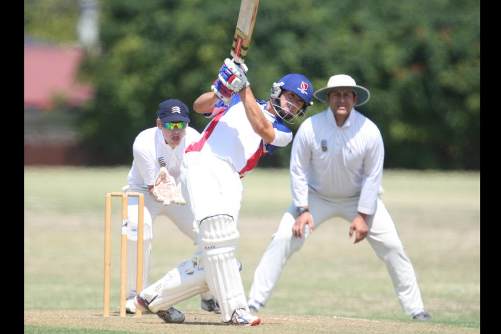 Waitakere Vs North Shore 2 Day Cricket