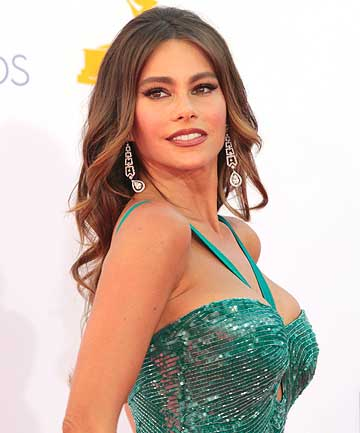 INTRIGUED BY DEAD BODIES: Actress Sofia Vergara