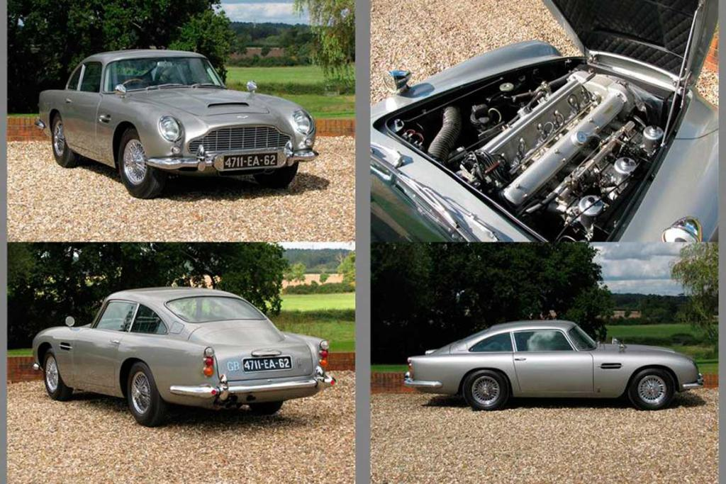 James Bond Aston Martin DB For Sale Stuffconz - 1964 aston martin db5 for sale