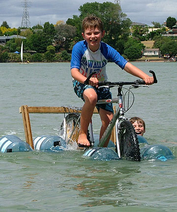 Amphibious Bicycle Design Bicycle Models