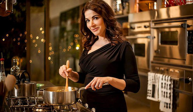 KEEP IT SIMPLE: Nigella Lawson Says She Cooks From Instinct.
