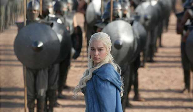 POWER STRUGGLE: Game of Thrones returns in April