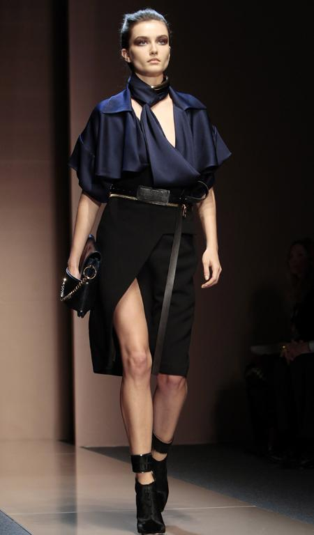 Gianfranco Ferre at Milan Fashion Week