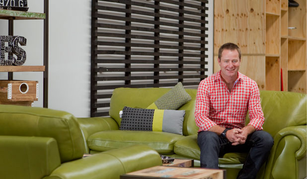 REVIVAL MODE: Matt Roberts, General Manager Of Hunter Furniture, Which Is  Reopening In