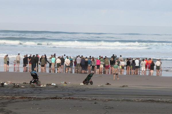 Muriwai blessing
