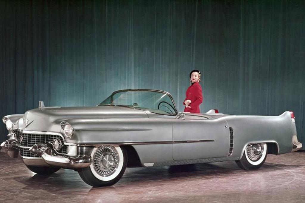 A 1953 Cadillac Le Mans Roadster