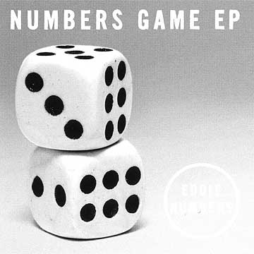 Numbers Game EP - Eddie Numbers