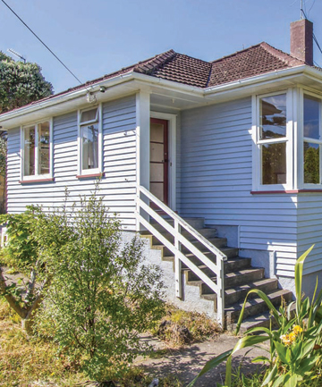 TOP PRICE: 94 Haverstock Road, Sandringham, (pictured) sold for $1.05 million, while number 96 next door sold for $860,000.