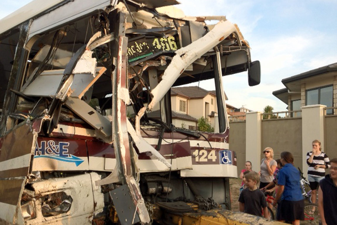 Bus crash 1