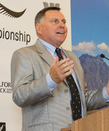 GOLFING MERGER: John Hart has confirmed that discussions are ongoing over the merger of New Zealand Golf and the PGA of New Zealand.
